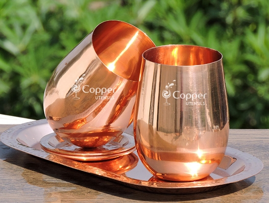 Copper Tumblers