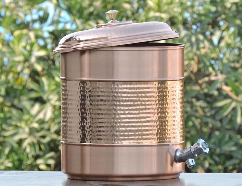 11 Liter Pure Copper Water Dispenser