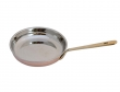 Copper Outer Frying pan for making cooking a delight and Saving Fuel at the same time