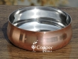 Copper Plated Stainless Steel Bowl