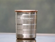 Outer SS Inner Copper Glass for the benefits of Ayurveda