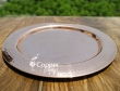 Pure Copper Dinner Plate