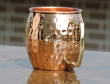 Pure and Solid Copper Hand Beaten Moscow Mule Mug