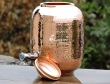 Pure Copper Four and Half Liter Joint Free Water Dispenser With Tap