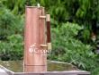 Copper Designer Jug for Storing and Drinking Tamara Jal
