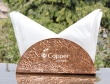 Pure Copper Paper Napkin Holder for organizing in style