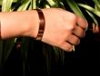 Pure Copper Magnetic Bracelet to Treat Arthritis-Plain