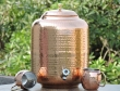 Pure Copper Sixteen Liter Water Dispenser With Stainless Steel Tap