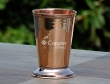 Handcrafted Copper Moscow Mule Mint Julep Cup