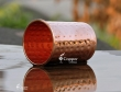 Indian Copper Hammered Tumbler for Benefits of Ayurveda