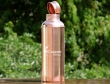 Copper Fanta Bottle for Carrying Drinking Water in Style