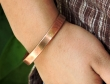 Pure Copper Magnetic Bracelet with Six Magnets