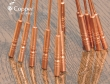 Pure Copper Tongue Cleaner Set of 6