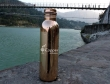 Leak Proof Pure Copper Water Bottle 600 ML for Kids