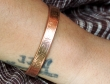 Pure Copper Designer Magnetic Bracelet with Six Magnets