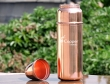 Thermos Style Copper Water Bottle Made of Pure Copper for Tamara Jal Benefits