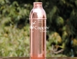 Bisleri Made of Pure Copper Water Bottle for Benefits of Ayurveda