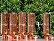 Buy 4 Pure Copper Water Bottle for Kids-Get FREE 1 Copper Water Bottle