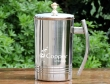 Copper Jug Outer Stainless Steel with Lid for Storing Water