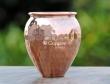 Copper Kullad Tumbler Made of Hand Beaten Pure Copper With Vintage Style