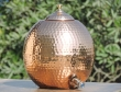 Pure Copper 12 Liters Water Dispenser Matka With Stainless Steel Tap