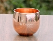 Pure Copper Round Glass