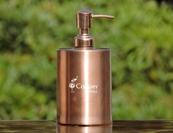 Copper Plated Stainless Steel
