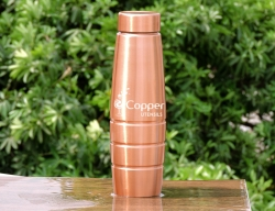 Copper Seamless Matte Finish B