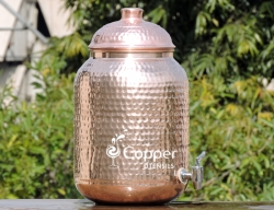 Pure Copper Nine Liters Water