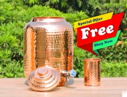 Pure Copper Seven Liter Water