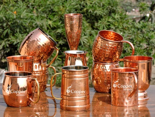 How to Clean your Copper Cups Properly