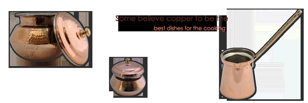 Copper Coffee Maker