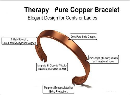 Benefits Of Copper Bracelets Alert
