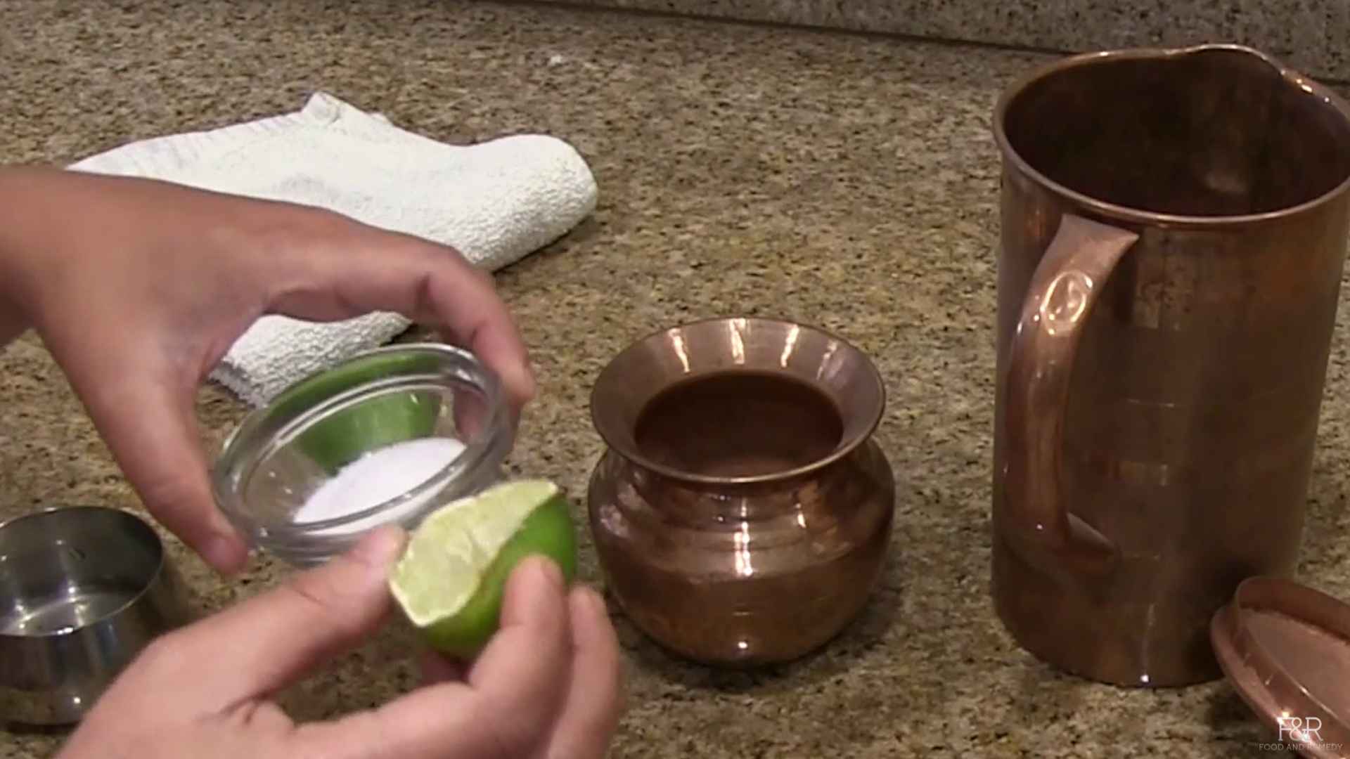 How to Polish and Clean Copper Utensils