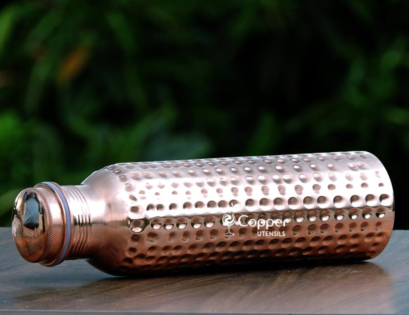 The Amazing Benefits of Copper Water Bottle