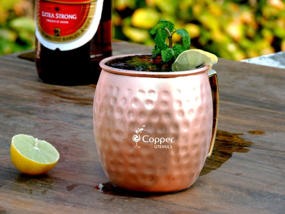 Are Copper Mugs Safe?