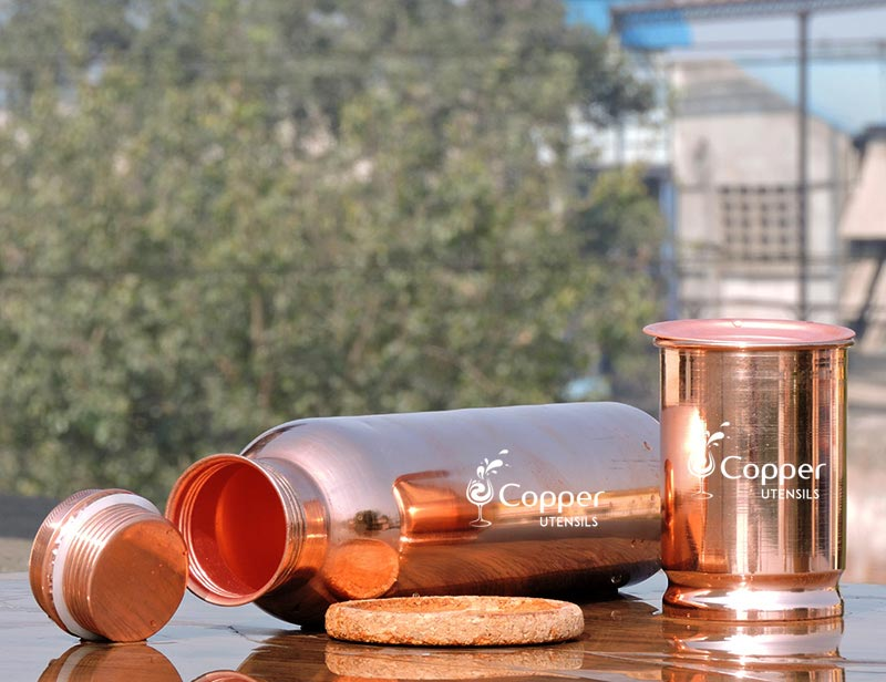 How to Make and Drink Copper Water Safely?