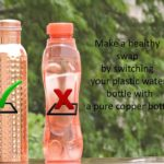 Plastic or Glass or Copper Water Bottle?