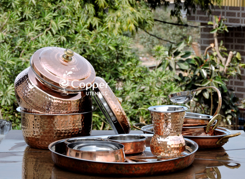 Simple Tips to Take Care of your Copper Cookware