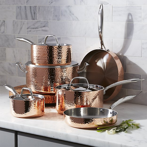 The Only Time when Using a Copper Utensil is not Safe