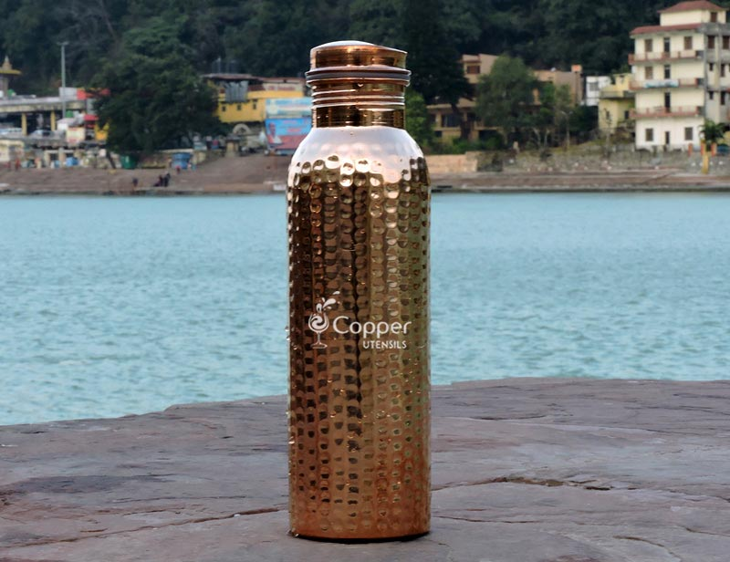 This is Why You Need to Start Drinking from a Copper Bottle