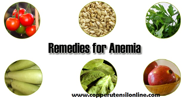 Simple Home Remedies to Cure Anemia